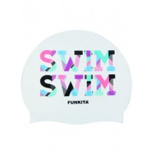 SILICONE SWIMMING CAP (SWIM SWIM)