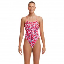 FUNKITA LADIES TWISTED ONE PIECE