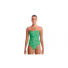 Γυναικείο Μαγιό FUNKITA - LADIES SINGLE STRAP ONE PIECE (FLY HIGH)