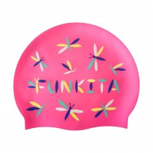 SILICONE SWIMMING CAP (FLY DRAGON )