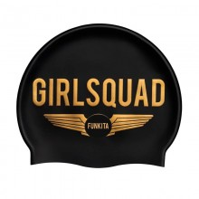 SILICONE SWIMMING CAP (GIRL SQUAD)