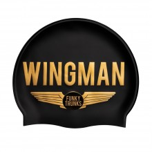 SILICONE SWIMMING CAP (WINGMAN)