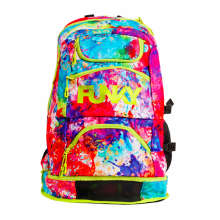 Funky Trunks  ELITE SQUAD BACKPACK Dye Another Day