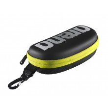 GOGGLES CASE(Black-Silver-Fluo Yellow)