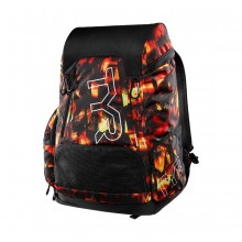 TYR ALLIANCE 45L TEAM BACKPACK SUNSET PRINT