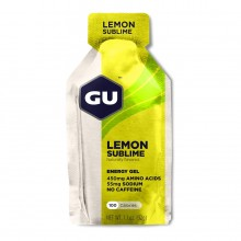 GU ENERGY GEL (Lemon-Subline) 002-109