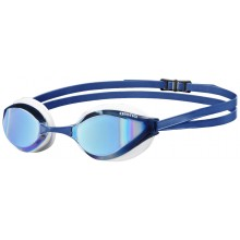 PYTHON MIRROR GOGGLES (Blue-Mirror,White)