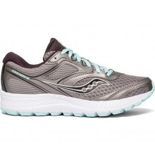 Women's Cohesion 12 (Grey | Teal) S10471-1