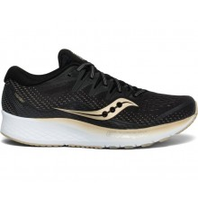 Saucony  W Ride ISO 2 (Black | Gold)