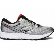 Men's Cohesion 12 (Silver | Red) s20471-3