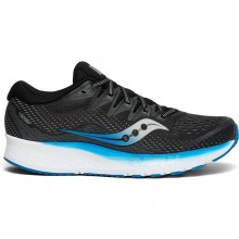 Saucony Ride ISO 2 Black-Blue