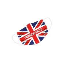 Μάσκα Προστασίας Swimzi - Swimmers United GB – Twin Layer Face Mask
