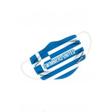Swimzi Μάσκα Προστασίας Swimmers United GRE – Twin Layer Face Mask