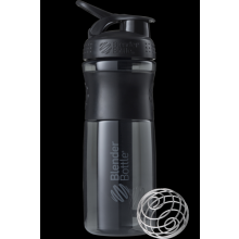 BLENDERBOTTLE SPORTMIXER 820 ML (BLACK)