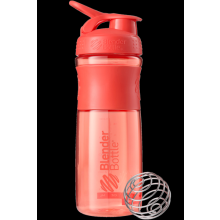 BLENDERBOTTLE SPORTMIXER 820 ML (CORAL)
