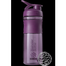 BLENDERBOTTLE SPORTMIXER 820 ML (PLUM)