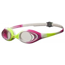 SPIDER JUNIOR GOGGLES (LIME FUCHSIA WHITE ,CLEAR)