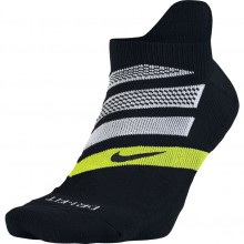 NIKE DRY CUSHION DYNAMIC SOCKS (BLACK)