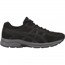 ASICS GEL-CONTEND 4 (Black/Dakr Grey T715N-002)