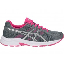 ASICS GEL-CONTEND 4 (GREY/SILVER/HOT PINK)