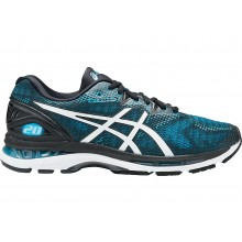 GEL-Nimbus 20 (Island Blue/White/Black)