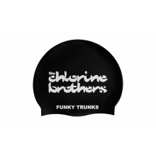 SILICONE SWIMMING CAP (The Chlorine Brothers)