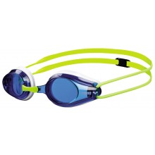 TRACKS JUNIOR GOGGLES (BLUE-WHITE-FLUOYELLOW)
