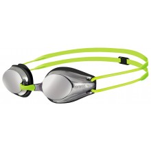 TRACKS JUNIOR MIRROR GOGGLES (Silver,Black,FluoYellow)