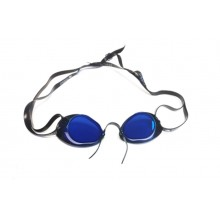 Turbo Swedish Swim Goggles Mirror Blue