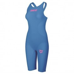 POWERSKIN R-EVO ONE KNEESUIΤ (BLUE-POWDER PINK) 001438143