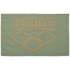 ARENA POOL TOWEL SMART (ARMY-TANGERINE)