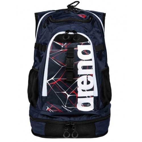Fastpack 2.1 - Water Print Backpack  (Navy) 001484700