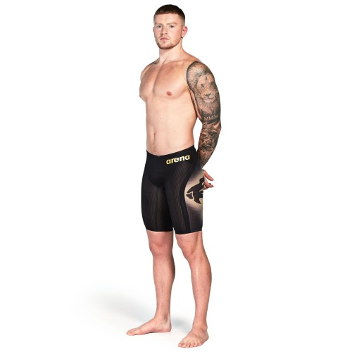 Arena Men's Powerskin Carbon-Flex VX Jammer - Elite II Peaty