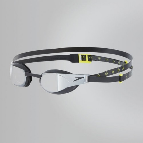 Fastskin Elite Mirror Goggle( Black/Smoke)