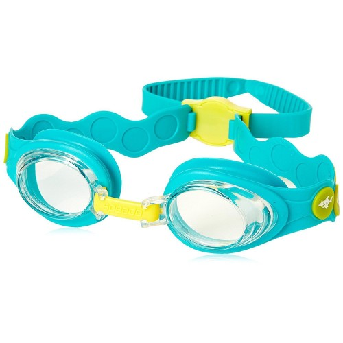 SPEEDO JUNIOR SEA SQUAD GOOGLE (green)