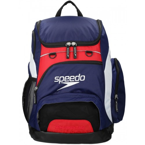 Speedo Teamster Rucksack 35L navy/red