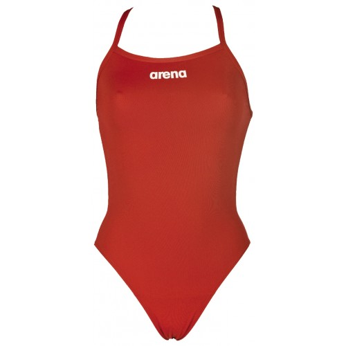 WOMEN'S SOLID LIGHTECH HIGH (red-white)