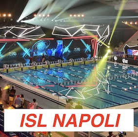 Interview of Andrea di Nino, CEO of ISL, during our stay in Napoli for the ISL Series 3.